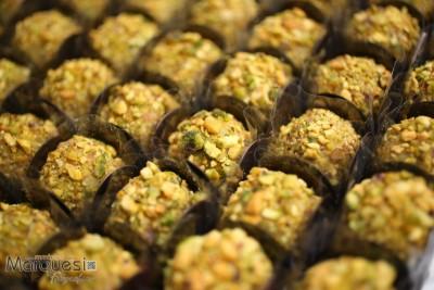imagem do Brigadeiros-Gourmet: Pistache